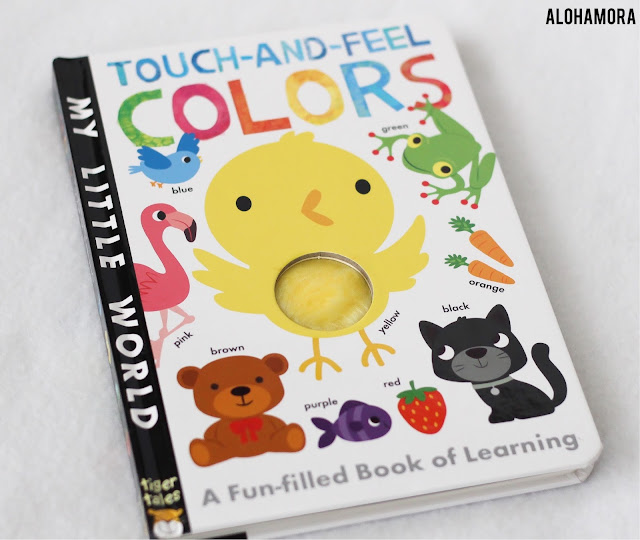 Touch-and-Feel Colors by Jonathan Litton earns 4.5 out of 5 stars in my honest book review.  This board book is perfect for babies through preschoolers. Alohamora Open a Book http://alohamoraopenabook.blogspot.com/ Cover and inside book