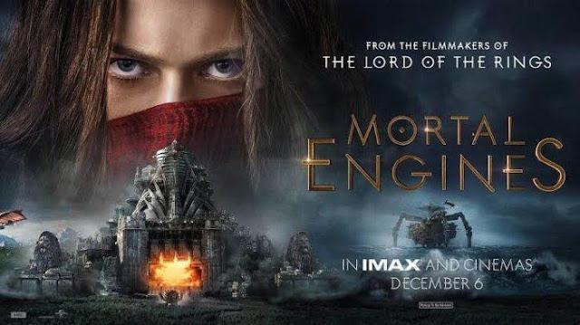 download film Mortal Engines Sub Indo