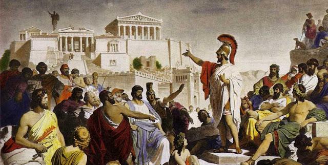 Pericles, Atenas y la historia de la democracia