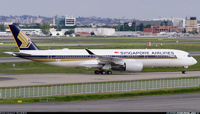 Charles Ryan\'s Flying Adventure: Flying Singapore Airlines Airbus ...