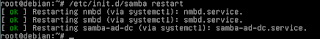 cara konfigurasi samba server