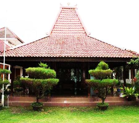 Keunikan Rumah Adat Tradisional Joglo Jawa Tengah Tipstriksib