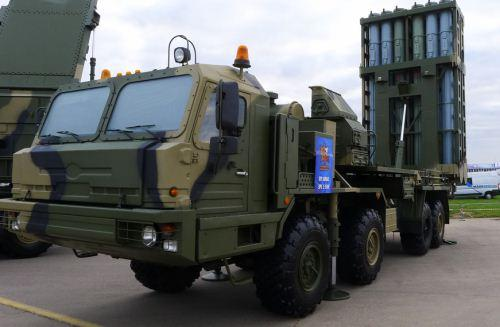 """Sistem Pertahanan Udara S-350E """"Vityaz"""""""
