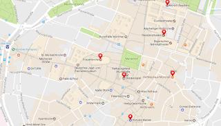 6 stops in Munich