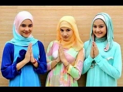 Jilbab in Love Anna Karina Gilbert
