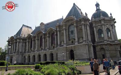 Palacio de Bellas Artes, Lille, Francia