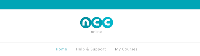 NCC online learning banner