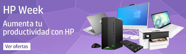 Mejores ofertas de la HP Week de PcComponentes
