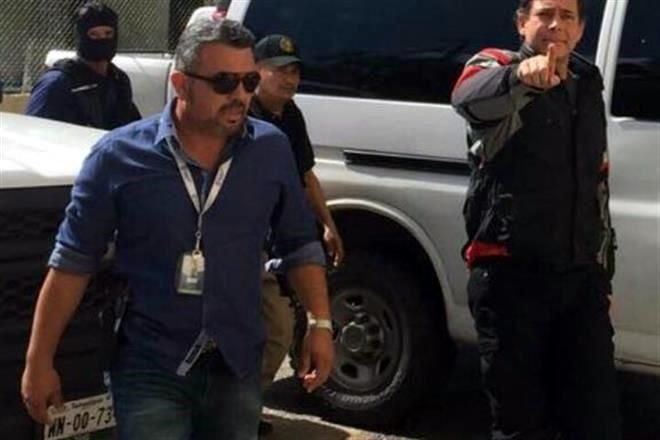 Grupo armado del CDG en convoy de al menos 20 camionetas asesina a mando mayor de la Policía Ministerial Investigadora  6796245