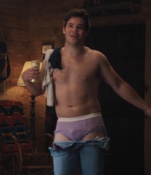 You adam devine bulge