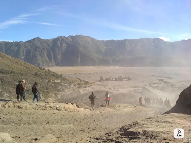 Bromo Tengger semeru, wisata gunung bromo