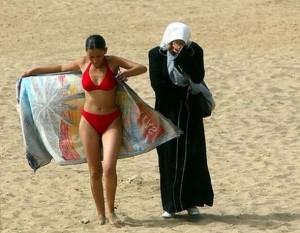 Bikini Suez Canal