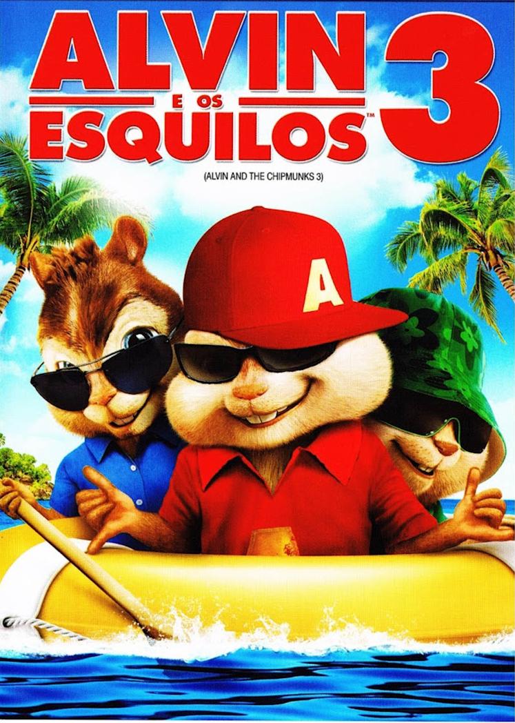DUBLADO 3 E BAIXAR FILME RMVB ALVIN EM ESQUILOS OS
