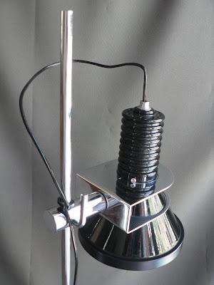 LAMPARA DE ESCRITORIO/SOBREMESA METALARTE
