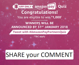 all answer can easy find amazon pay quiz