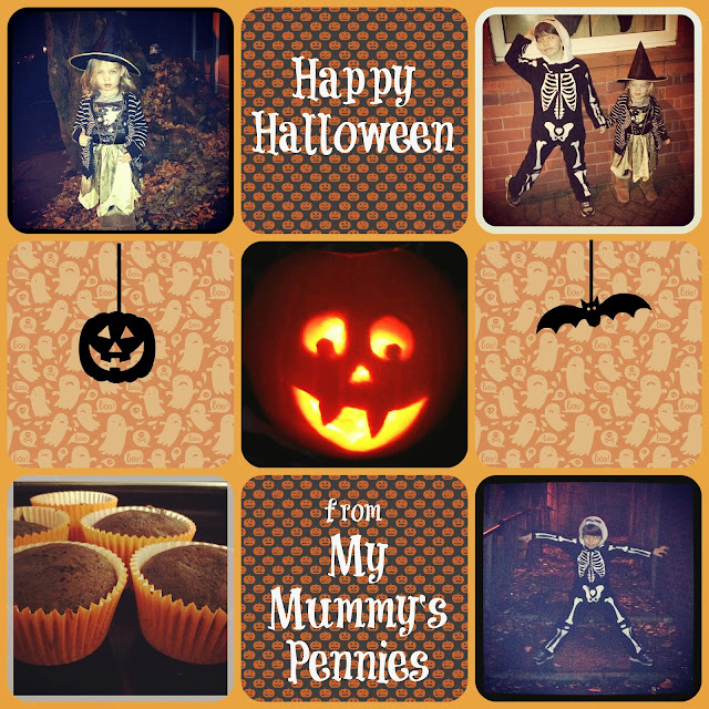 Happy Halloween from My Mummy's Pennies