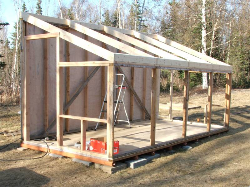 Wasilla Alaska Garden Adventures Greenhouse Design For