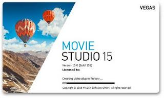 MAGIX VEGAS Movie Studio Platinum 15.0.0.102 Full Version
