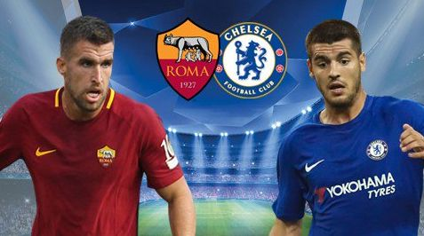 CHELSEA ROMA Streaming: info Facebook Live YouTube Video, dove vedere Diretta TV con Tablet iPhone Pc