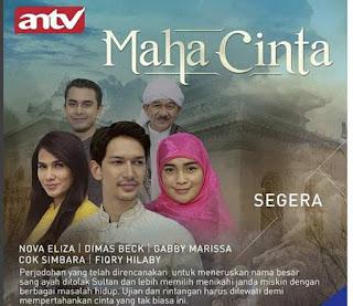 Nama profil biografi Foto dan Biodata Pemain Sinetron Maha Cinta ANTV