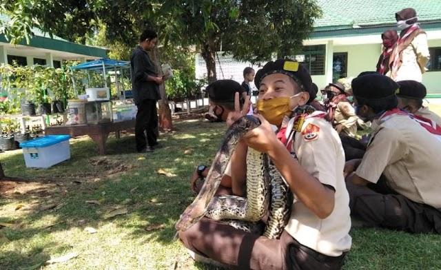 Survival dan Mountaineering, Bekal Saka Wira Kartika Cabang GunungKidul dan Ranting Girisubo