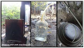 Makalah: Pengolahan Limbah Plastik Menjadi Bahan Bakar Minyak