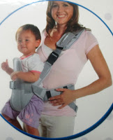 Yangela BB003 6 in 1 Baby Carrier