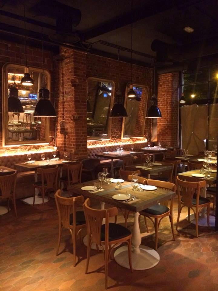 De mi mano by b4living restaurante lamucca ya son tres for Restaurante la mucca madrid calle prado