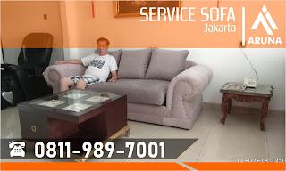 service sofa cideng