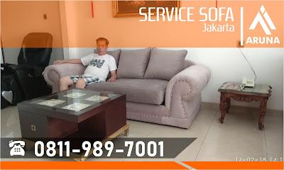 service sofa condet
