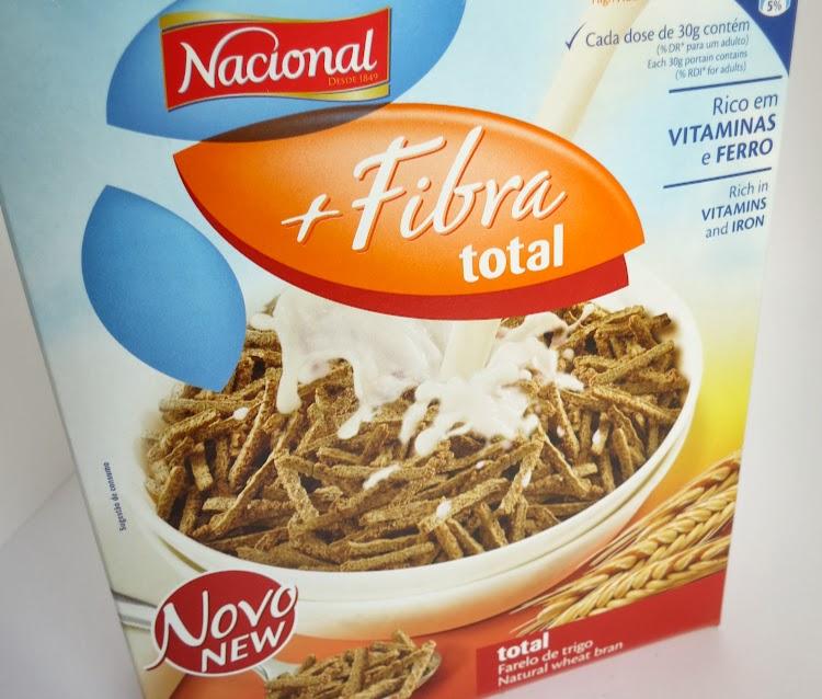 Cereais Nacional + Fibra Total