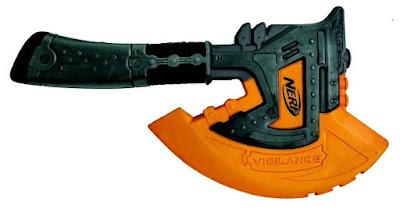 Rìu Nerf Doomlands Vigilance