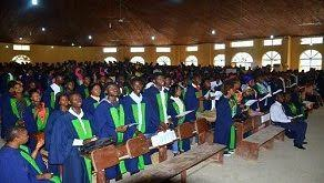 TASUED Alumni Awards Scholarship to Outstanding Student As University Matriculates New Students