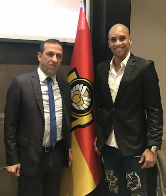 Brazilian Defender Doria Has Joined Yeni Malatyaspor On Loan From Olympique De Marseille