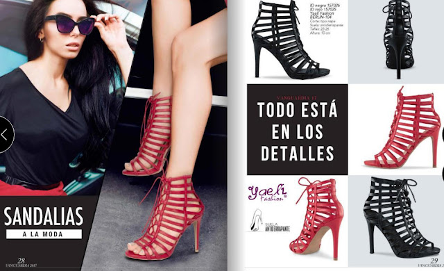 sandalias de moda price shoes