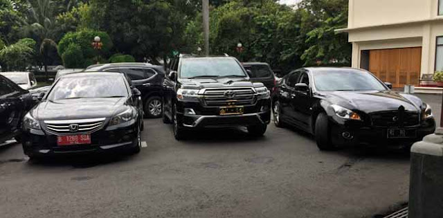 KaBIN, Menko Maritim Hingga Ketua Bawaslu Rapat Bersama Wiranto