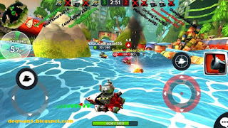 Battle Bay Mirip Mobile Legends