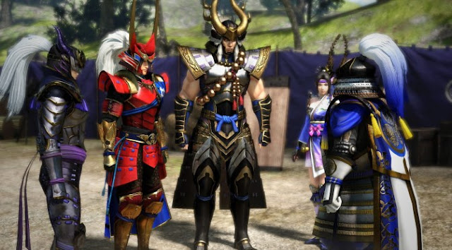 Samurai Warriors 4 II Full Version