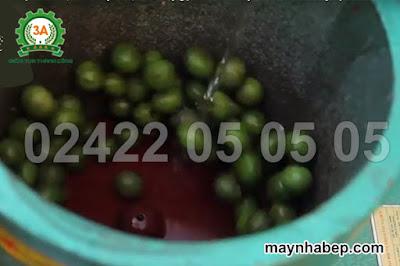 máy chà vỏ sấu khoai tây