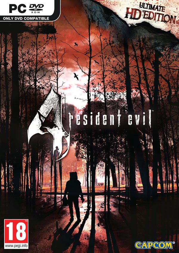 Descargar Gratis Resident Evil 4 Ultimate HD Edition Repack MEGA