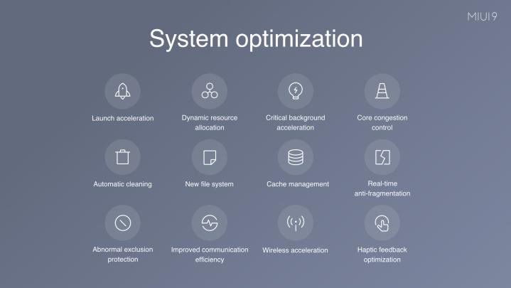 Fitur System Optimization di MIUI 9