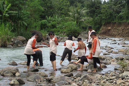 Wisata Alam Jogja Jelajah Sungai