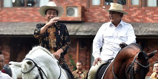 Gerindra Tantang Jokowi Adu Renang dengan Prabowo Subianto