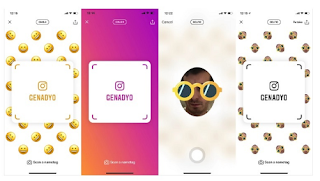 Fitur Terbaru Instagram - Ini Cara Tambah Teman Baru Pakai Nametag