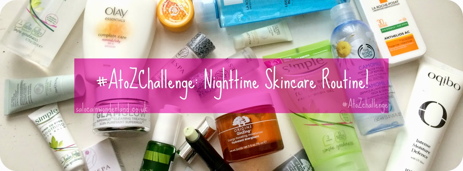 nighttime skincare routine tips