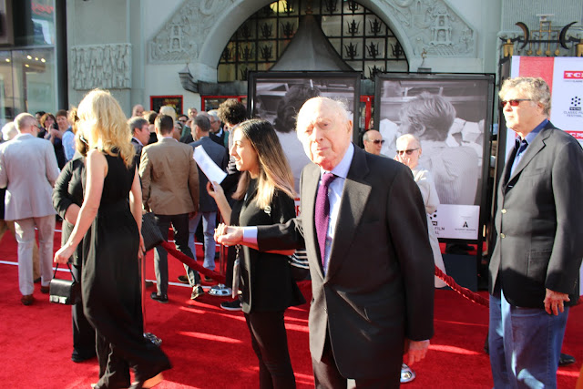 Norman Lloyd at the 2016 TCM Classic Film Festival