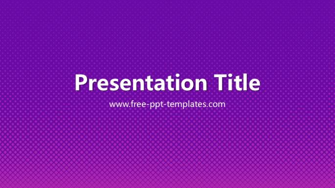 Purple powerpoint template toneelgroepblik Gallery