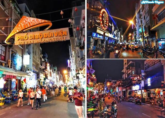 Balada Ho Chi Minh City
