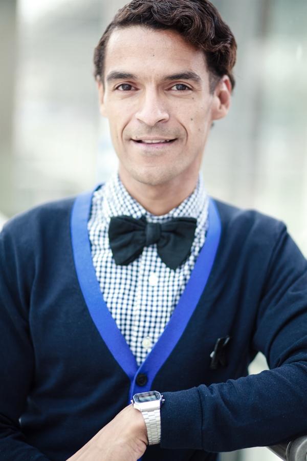 Actor Michael Dierks
