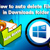 Windows 10 Me Download Folder Se Files Auto Delete Kaise Kare